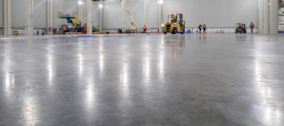 Other Benefits of Polished Concrete