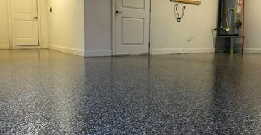 Epoxy Garage Floor Austin
