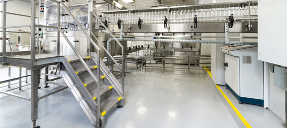 Industrial Epoxy Floor Coating