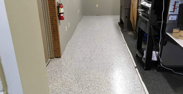 Commercial Epoxy Office