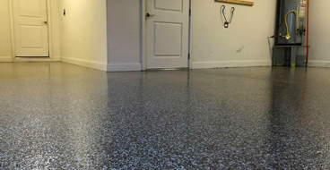 Epoxy Garage Floor Austin