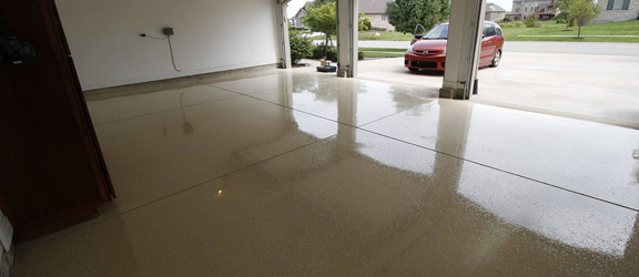 Epoxy Garage Floor Coating Nampa
